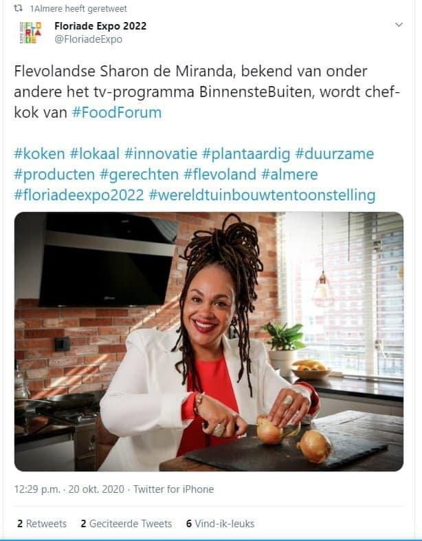 Dat Wist Ik Niet Het Food Forum In Almere 1almere